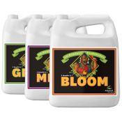 Grow-Micro-Bloom pH perfect set of 4L