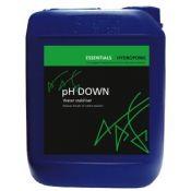 Essentials pH Down 5L