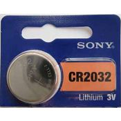 Battery Sony CR2032