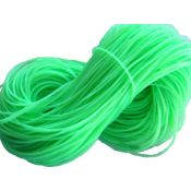PVC Tube Cord for plant support, diameter ⌀ 3.2mm 1m