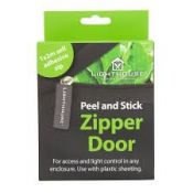 Self-adhensive LightHouse Zipper Door - 2m