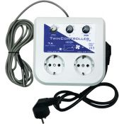 Twincontroller Mk2 7A SMSCOM fan controller