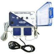 Twincontroller Pro 7A SMSCOM fan controller