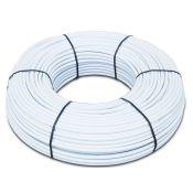 Σωλήνας πολυαιθυλενίου Φ 25 λευκός, 6 ATM
