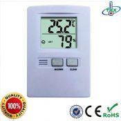 Digital thermometer/hygrometer Max/Min TL8005