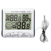 Thermometer-Hygrometer with DC103 sensor