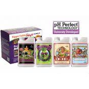 Kit Hobbyist pH Perfect Mini (4x250ml)