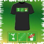 T-shirt Aeroponic