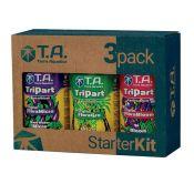Tripart (Flora Series) Starter Kit για μαλακό νερό